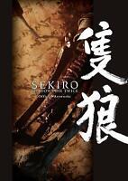Sekiro Shadows die twice Oficial Artworks Art book Japanese