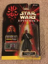 Darth Maul Variant Hasbro figure MOC Star Wars Episode I CommTech Collection 1