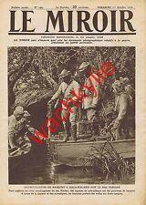 Le miroir n°149 du 01/10/1916 Vardar Athène Somme