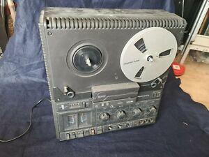 Vintage Philips N4512 Reel to Reel 3 Head Recorder- Please Read Description
