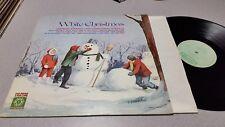 WHITE CHRISTMAS - GEORGE JENKINS - YS-215,  CHRISTMAS VINYL RECORD