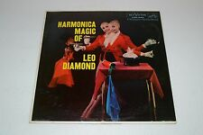 The Harmonica Magic of Leo Diamond~RCA Victor LPM-1042~FAST SHIPPING!