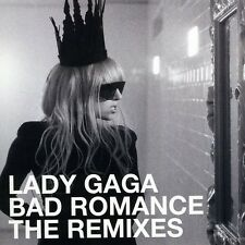 Lady Gaga - Bad Romance - the Remixes (X7) [New CD] Remixes
