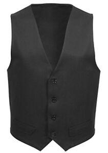 Men Fitted Work Vest