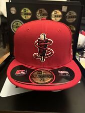 Lowell Spinners MiLB New Era 59FIFTY Fitted Hat  7-3/8 Red Sox Affiliate
