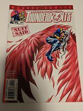 Thunderbolts #59 February 2002 Marvel Comics Nicieza Bagley Vey