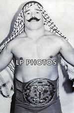 4x6  WRESTLING PHOTO   IRON SHEIK   I2009     wwe   tna