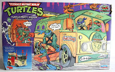 VERY RARE TMNT NINJA TURTLES PARTY WAGON 25TH ANNIVERSARY BRAND NEW SEALED MISB!