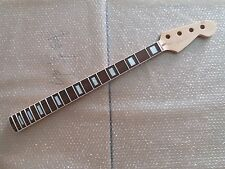 1pc Maple 20 Fret P Bass Neck For Electric Bass Guitar Parts Replacment