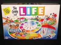 Life Board Game (1999 40th Anniversary Edition) Parts & Pieces Only - You Choose