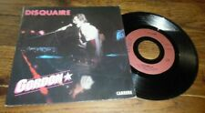 GORDON - Disquaire French PS 7' Soul Boogie Funk