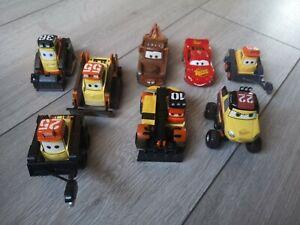 Disney Pixar Cars Planes Fire and Rescue Blackout bundle x8