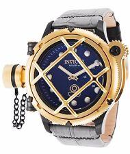NEW Invicta Men's 16356 Russian Diver Swiss Made Mechanical Nautilus Black Watch