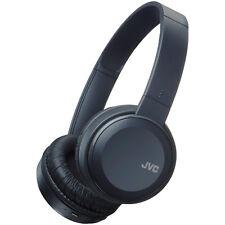 JVC HA-S190BT-B Lightweight Bluetooth Wireless Headphones with Bass Boost. NEW