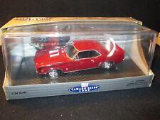 Classic Metal Works 1969 Camaro SS396 1:24 - Garnet Red Metallic 1 of 4999