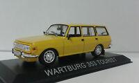 WARTBURG 353 TOURIST LEGENDARY BALKAN CARS DEAGOSTINI IXO 1/43