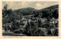 TAUTENBURG Thüringen ~1920/30 alte Postkarte Sommerfrische Verlag Werner Schmidt
