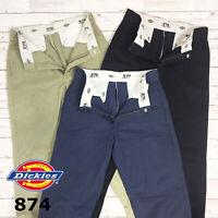 DICKIES 874 Original Fit Work Wear Trousers / Pants W30 W32 W34 W36 W38