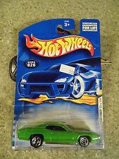 Vintage 2000 Hotwheels - 71 Plymouth GTX - NIP