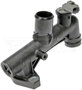 Dorman 902-031 Engine Coolant Water Outlet With Sensor