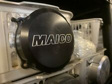 Maico Ignition Cover Quality Billet. Black