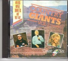 (DM192) Country Giants Vol.2, 25 tracks various artists - CD
