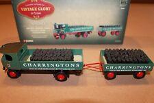 CORGI Vintage Glory of Steam Sentinel Dropside Wagon & Trailer 80009 1:50
