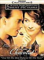 Chocolat (2001) DVD Lasse Hallstr m(DIR) 2000