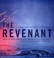 The Revenant (Original Motion Picture Soundtrack) - Ryuichi Sak (NEW 2 VINYL LP)