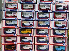 Matchbox Ford Model A Major League Baseball Compete Set of 26 1990 Mint & Boxed
