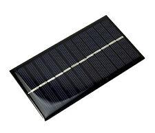 1Watt 6V 166mA 110x60mm Epoxid Solarzelle Solarmodul Solarpanel f. Arduino