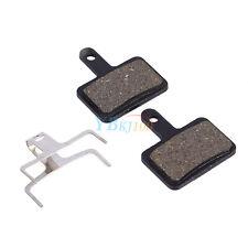 1 Pair Mountain Bicycle Black Disc Brake Pad For Shimano M375 M445 M446