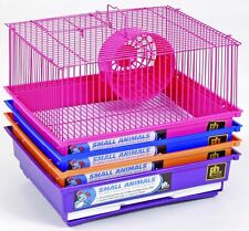 "Prevue Hendryx 1 Story Basic Hamster & Gerbil Cage 14"" X 11X8"""