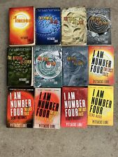 I am number four book series Lorien Legacies 12 BOOKS