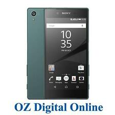 "NEW Sony Xperia Z5 E6683 Dual 32GB Green 23MP 5.2"" 4G LTE Unlocked Phone 1YrWty"