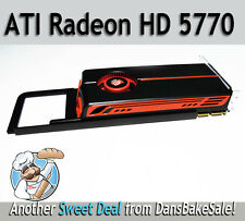 Apple ATI Radeon HD 5770 1GB PCI Express x 16 Card for Mac Pro - Tested!