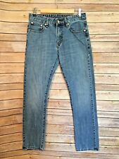 Chip and Pepper Mens Skinny Jeans Medium Wash Size 30x32 Actual 30x30
