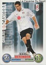 CARLOS BOCANEGRA # USA FULHAM.FC CARD PREMIER LEAGUE 2008 TOPPS