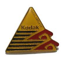 Vintage Kodak Lapel Pin Button 1988 Olympic Seoul Korea Sports Swimming
