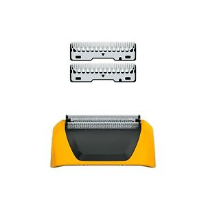 Wahl Yellow Lifeproof Shaver Replacement Foils, Cutters and Head for 7061 Ser...