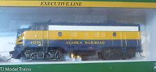 Bowser #24045 (Rd #1508) Alaska F-7A (Executive Line) Locomotive DC