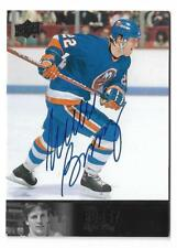 2012-13 Ultimate Collection 1997 Legends Autograph AL-48 Mike Bossy  Islanders