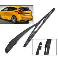 For Ford Focus Hatchback MK3 2012-2018 Rear Window Windshield Wiper Arm Blade