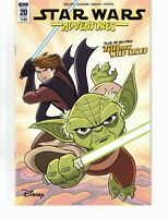 STAR WARS ADVENTURES NO. 20A IDW PUBLISHING MARCH 2019