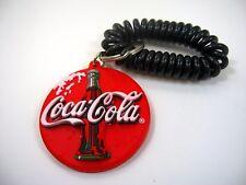 Collectible Keychain: Coca Cola Coke Wristband Design