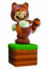 "*NEW* Super Mario 3D Land: Mario Tanooki Suit 15"" Statue by First4Figures"