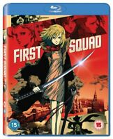 First Squad (BluRay) [DVD][Region 2]