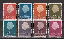 Indonesia Nederlands Nieuw Guinea New Guinea  30-37 used 1954