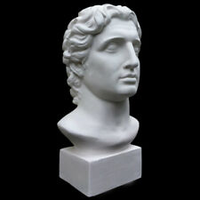 Alexander the Great Sculpture statue bust replica reproduction