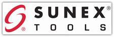 """Sunex Professional Tools Tool Car Bumper Window Tool Box Sticker Decal 8""""X2.5"""""""